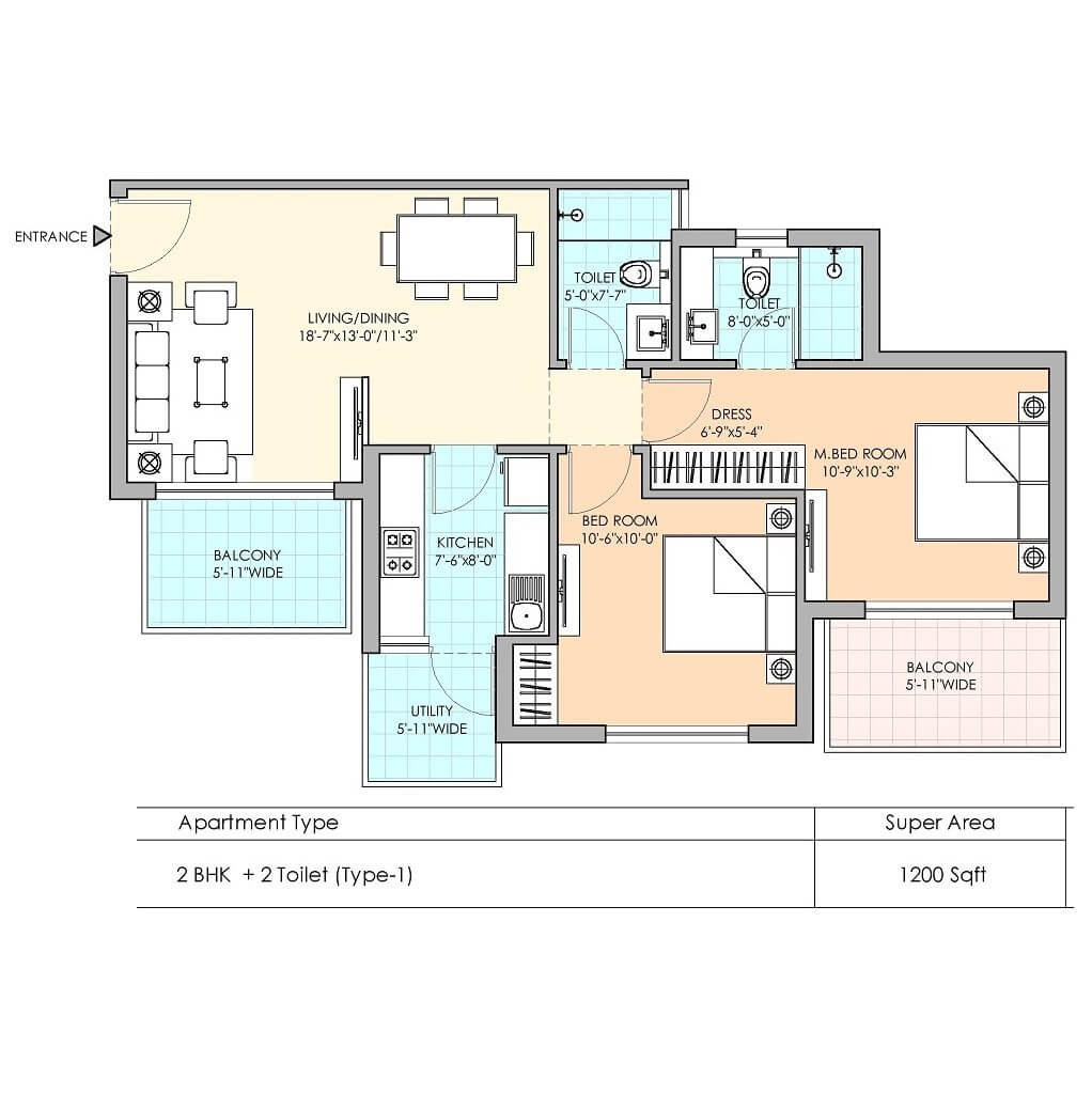 M3M-Sierra-Floor-Plan-2bhk-1022x1024